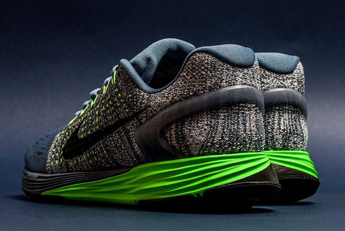 Nike Womens Lunar Glide 7 Ocean Fog 3