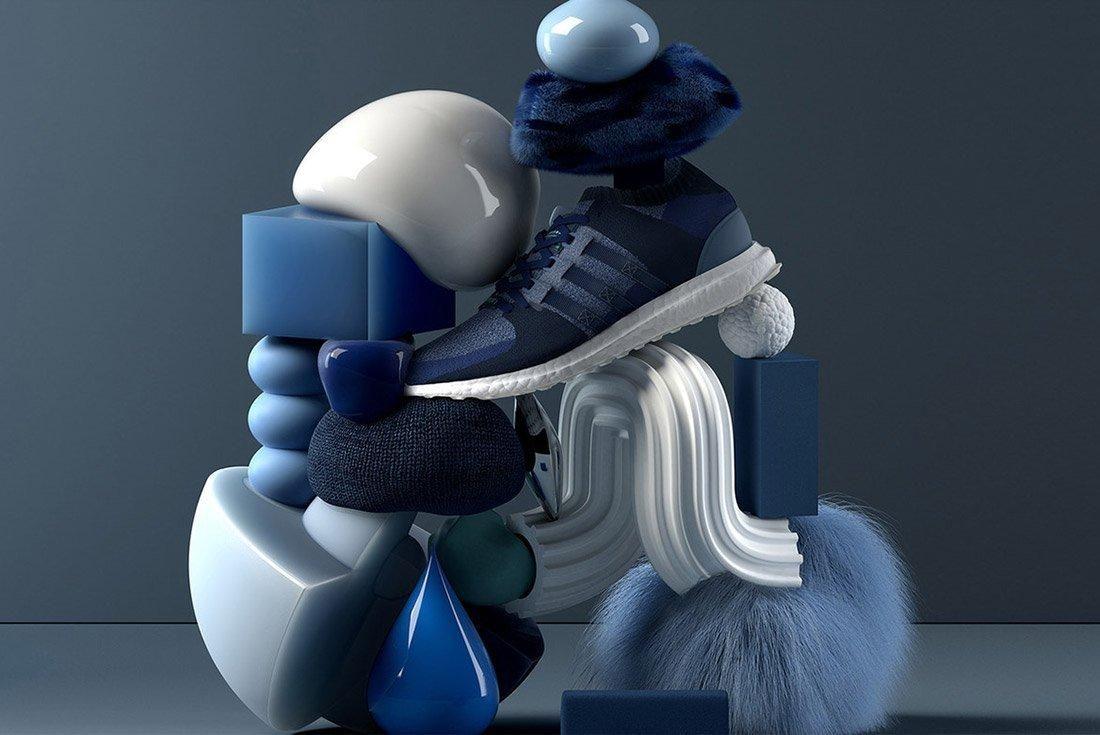 Sneakersnstuff Adidas Eqt Materials Pack 6