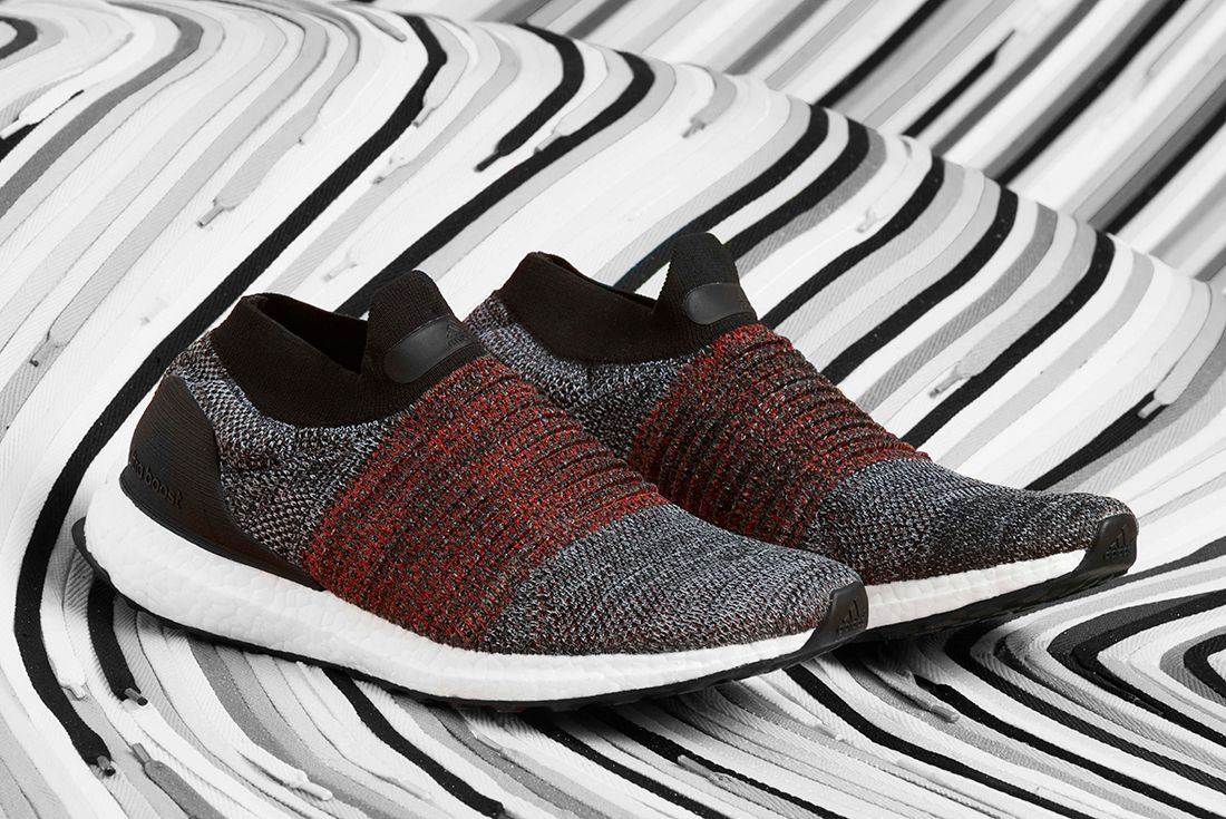 Running Track To Runway A Look At The Laceless Ultra Boost9