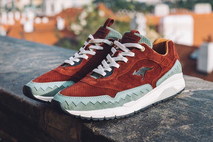 Footshop × Kangaroos Ultimate 3 — The City Of A Hundred Spires 1