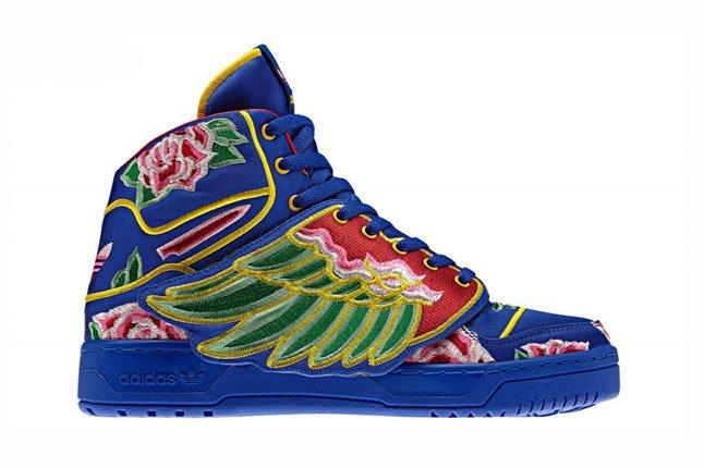 Eason Chan X Adidas Originals By Jeremy Scott 2013 Js Wings Profile 3