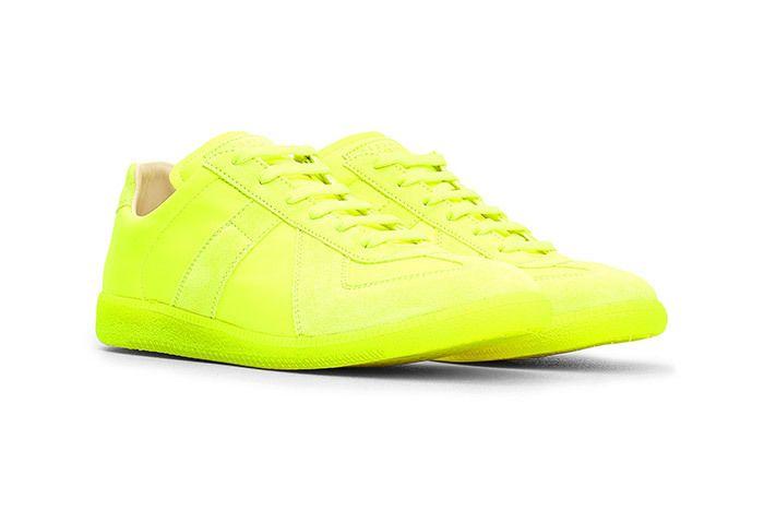 Margiela Replica Neon Yellow 02