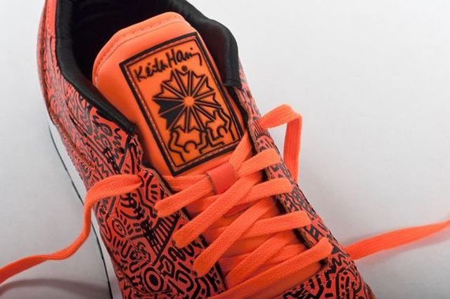 Reebok Classic Keith Haring Spring Summer 2014 Collection 3