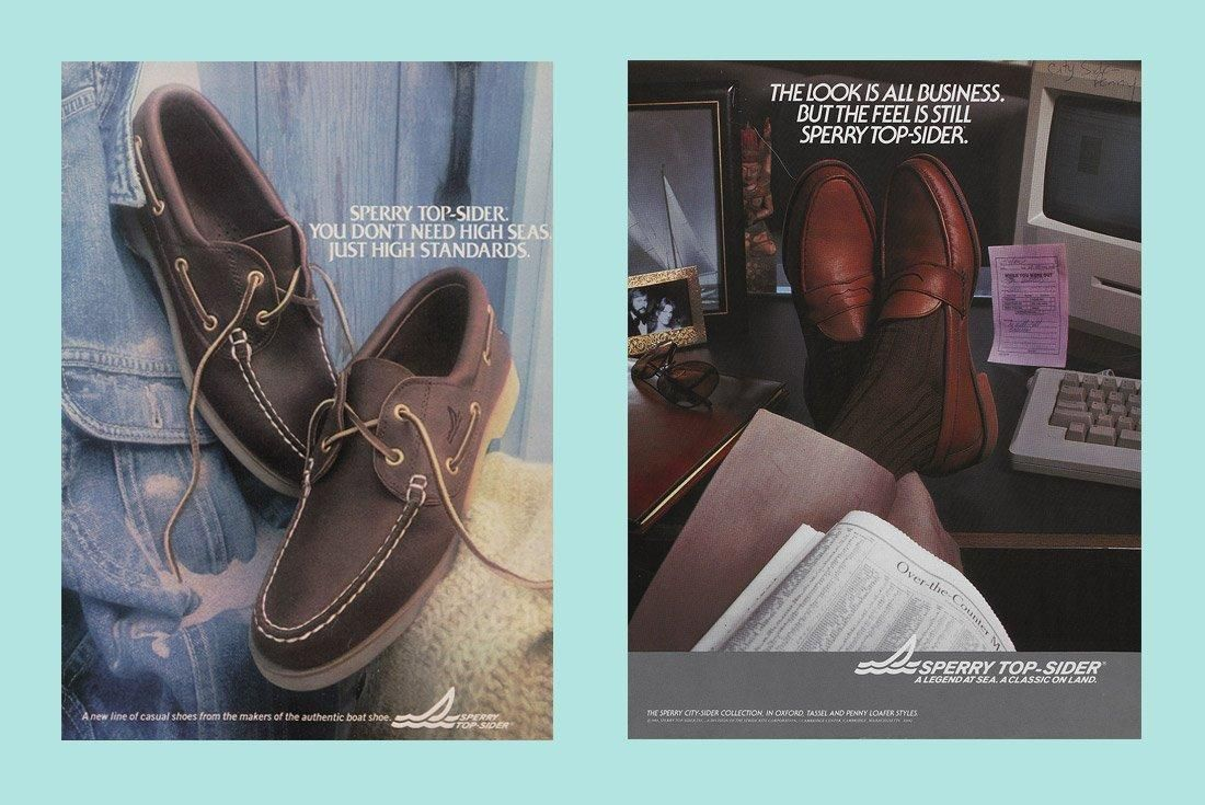 History Of Sperry 1982 84