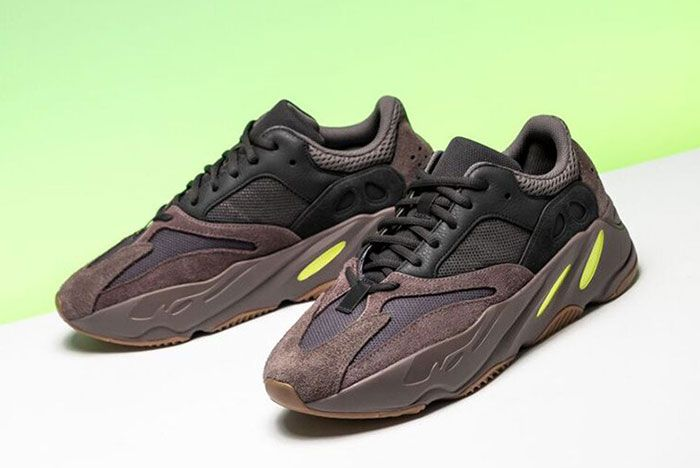 Adidas Yeezy Boost 700 Mauve 3 Sneaker Freaker