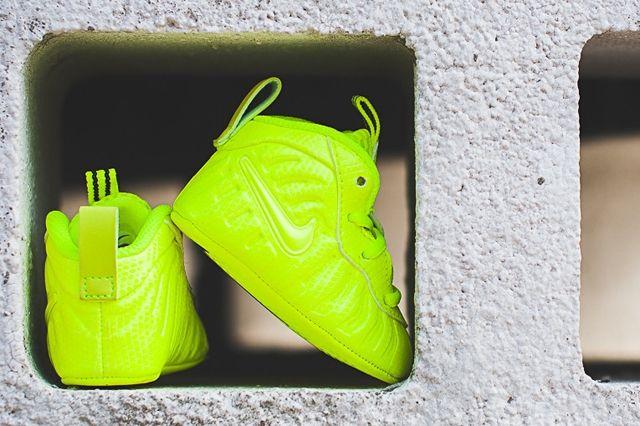 Nike Lil Posite Pro Junior Volt 5