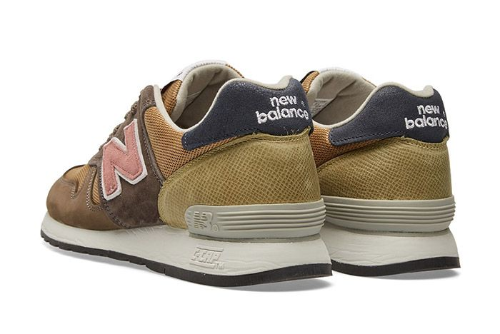 New Balance Made In England Surplus Pack Grey Beige 670 3