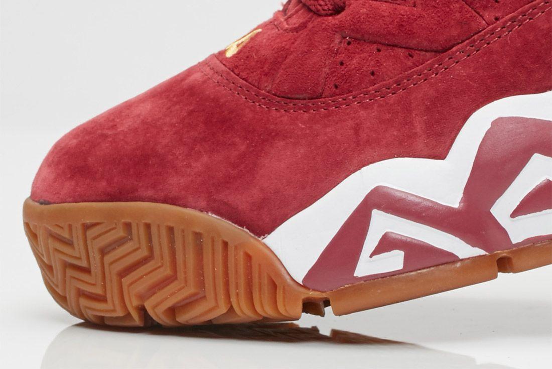 Fila Mb Tawney Port Metallic Gold Gum Sneaker Freaker 3