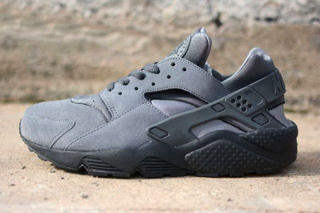 Nike Air Huarache Le Cool Grey 1