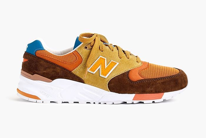 J Crew New Balance 999 Canyon Road 1