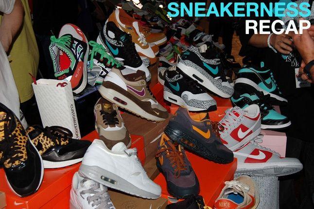 Sneakerness Recap 1