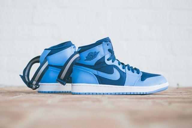 Air Jordan 1 High Strap French Blue Uni Blue 6