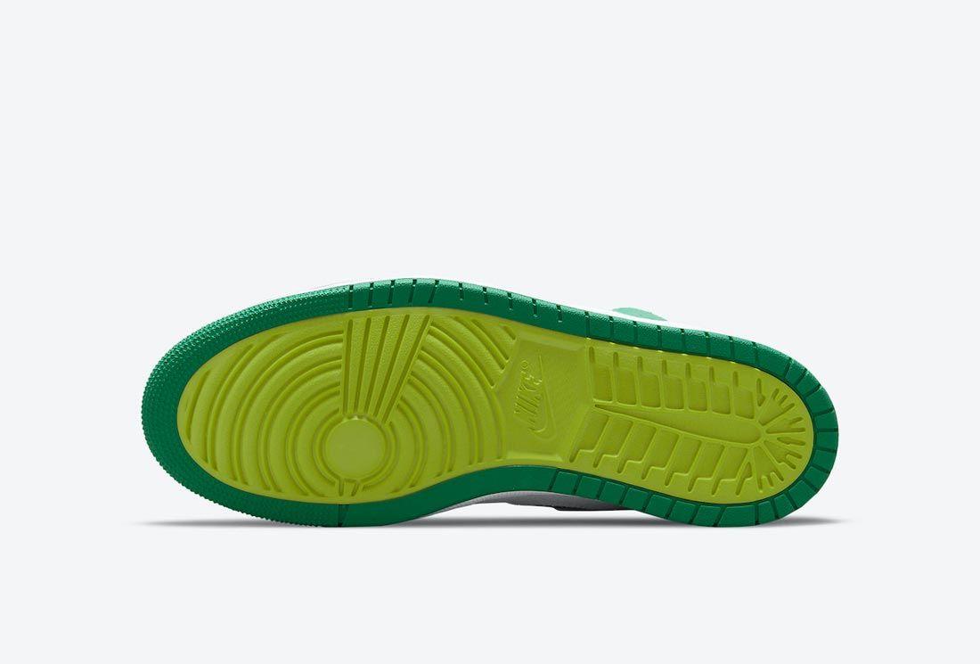 Air Jordan 1 Zoom Comfort'Stadium Green'