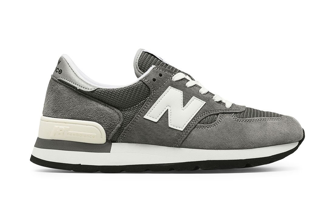 New Balance 990 1982 Bringback Grey Lateral