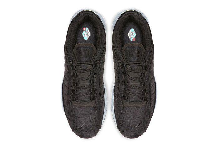 Nike Air Max Tailwind 4 Black Volt Top