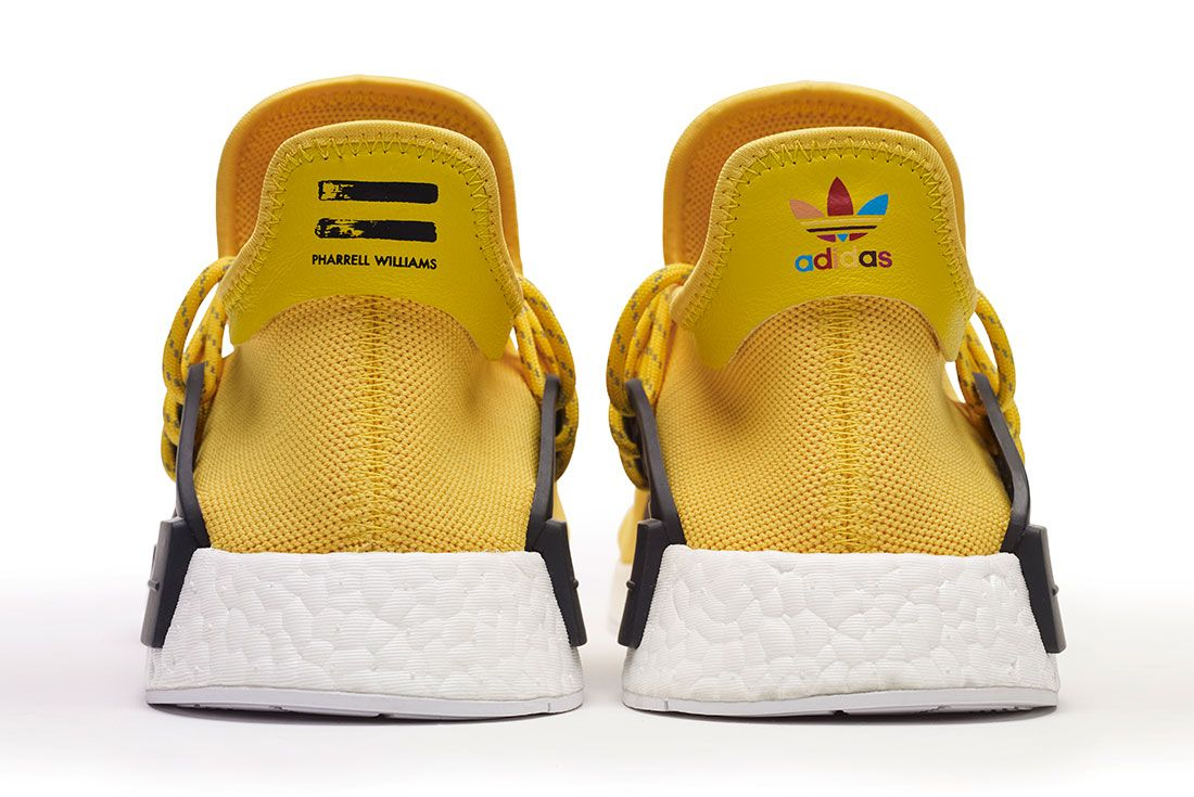 Pharrell X Adidas Hu Nmd 6