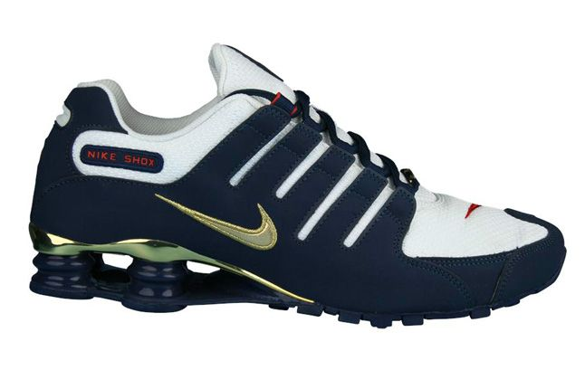 Nike Shox Nz Sole Side Profile 1