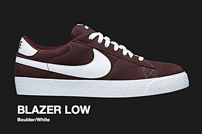 Nike Boulder Blazer Low Sb 2008 1