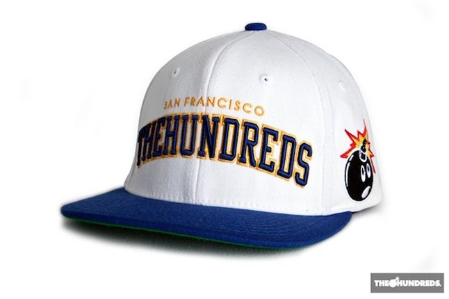 The Hundreds Player Warriors 2 1
