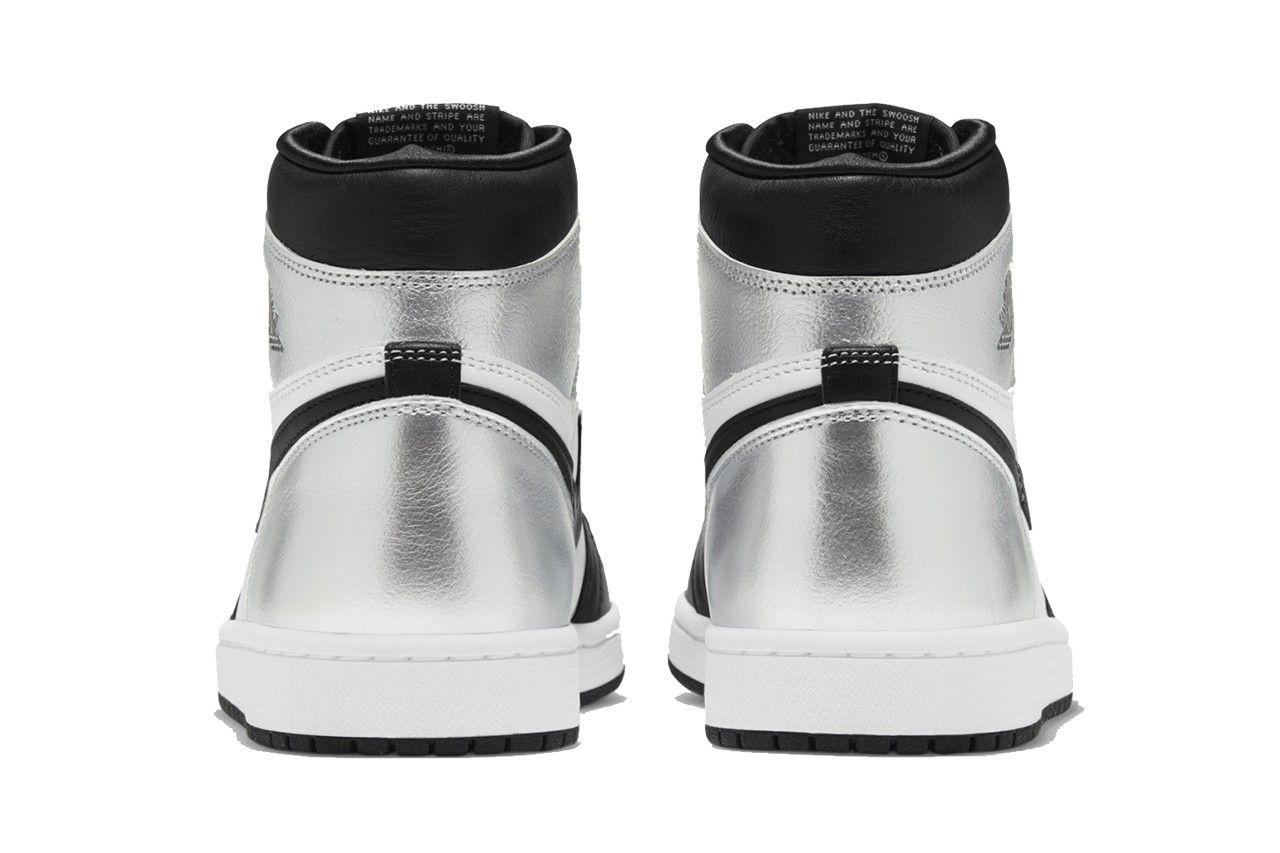 Air Jordan 1 Silver Toes