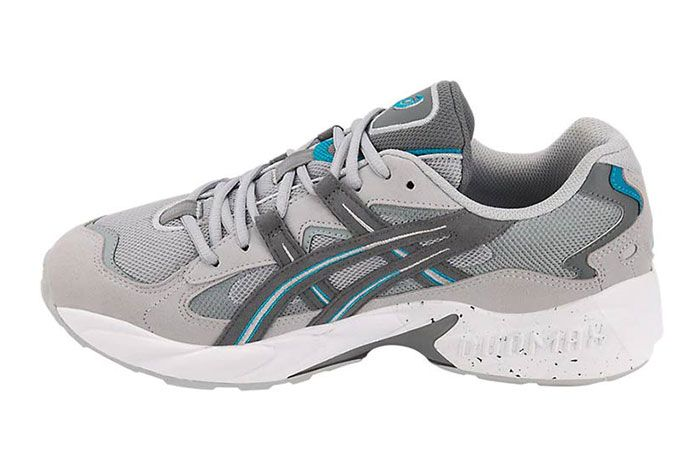 Asics Gel Kayano 5 Og Grey Left