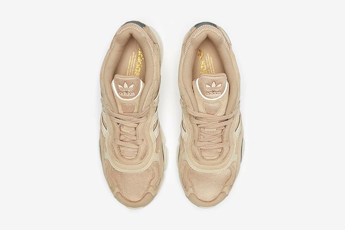 Sneakersnstuff Adidas Temper Run Pale Nude Grey Six Ee6595 Release Date Top Down