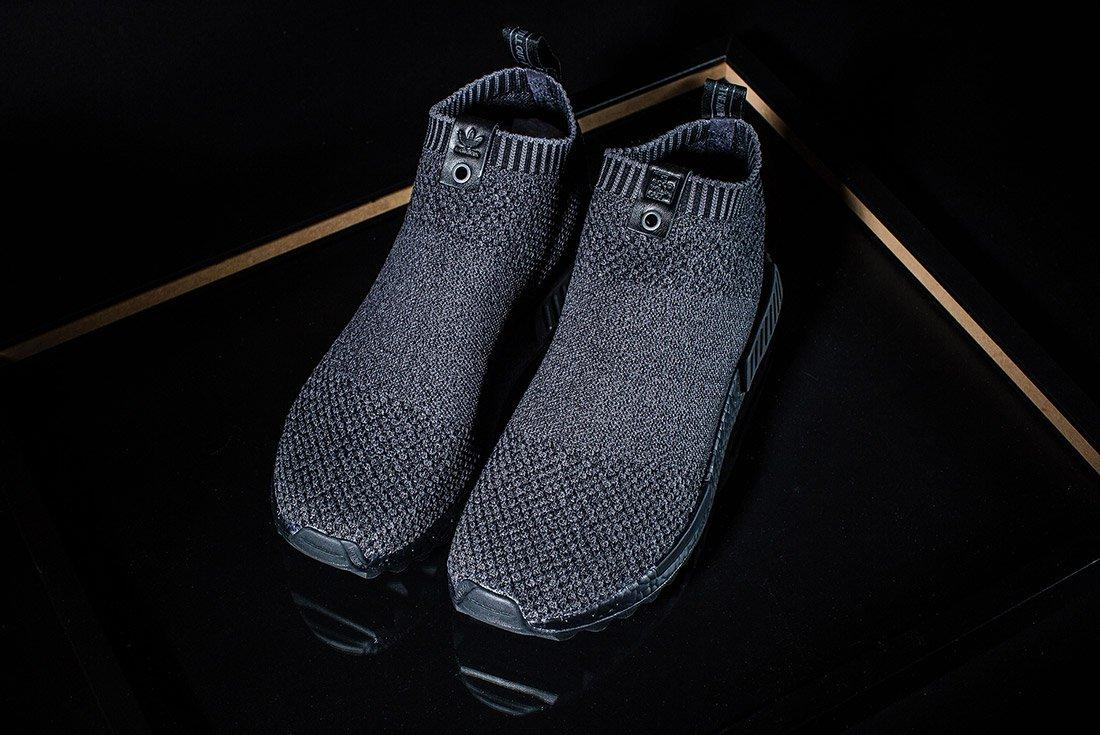 Adidas Nmd Cs1 Pk The Good Will Out Black 3