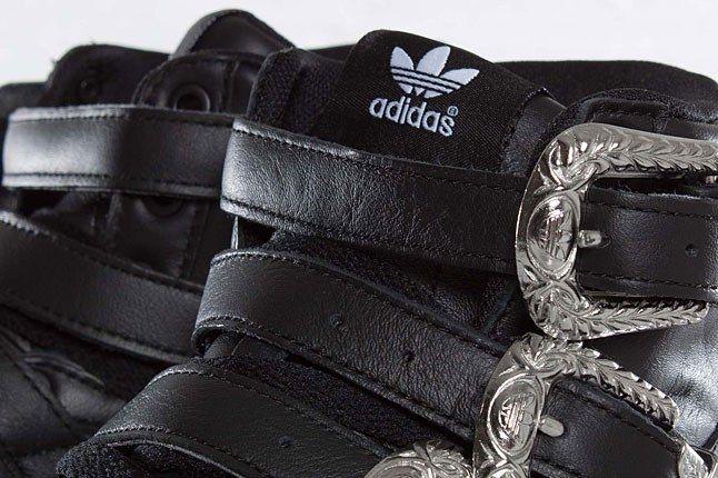 Adidas Silver Buckle Forum Hi 1