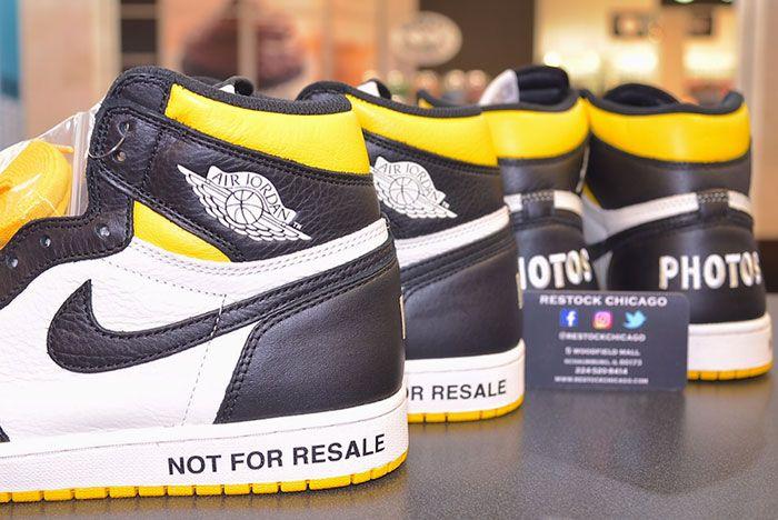 Air Jordan 1 No Ls Varsity Maize 861428 107 4 Sneaker Freaker