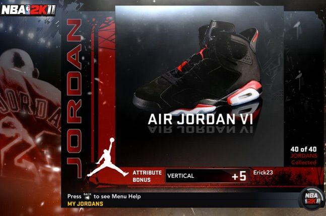Jordan Nba 2K11 Vi 1