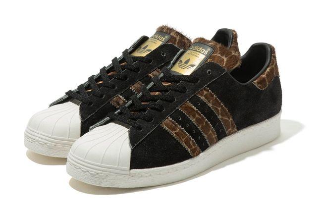 Xlarge X Adidas Originals Superstar 80S Pair Angle 1