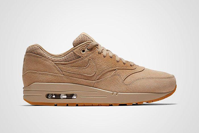 Nike Air Max 1 Pinnacle Wmns Linen Suede Gum Thumb