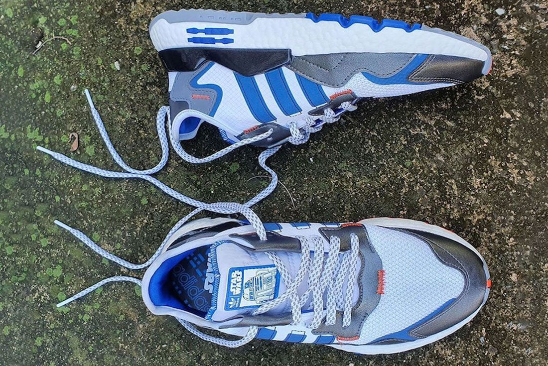 Star Wars Adidas Nite Jogger R2 D2 Release Date 2