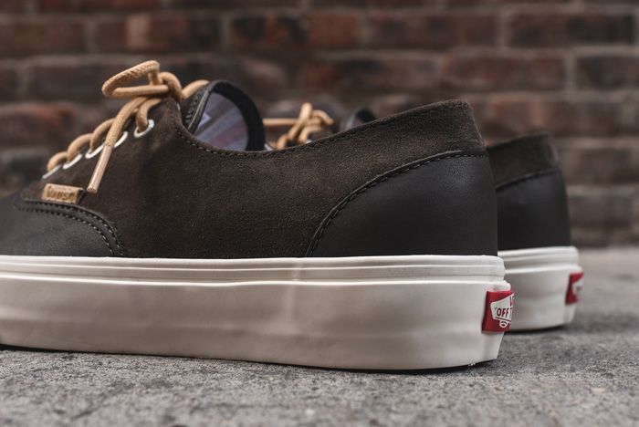 Vans Era Decon Dx Oil Skin Brown2