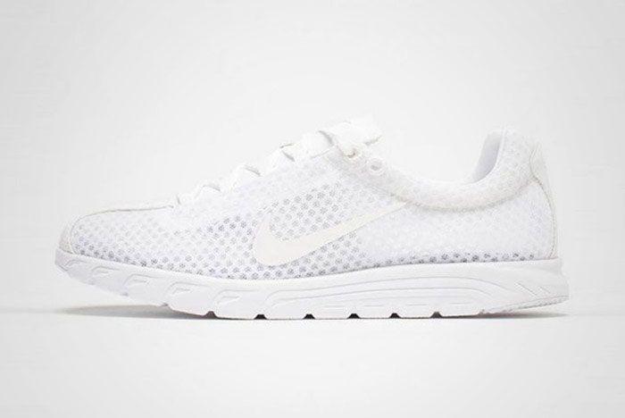 Nike Mayfly Prm White Thumb