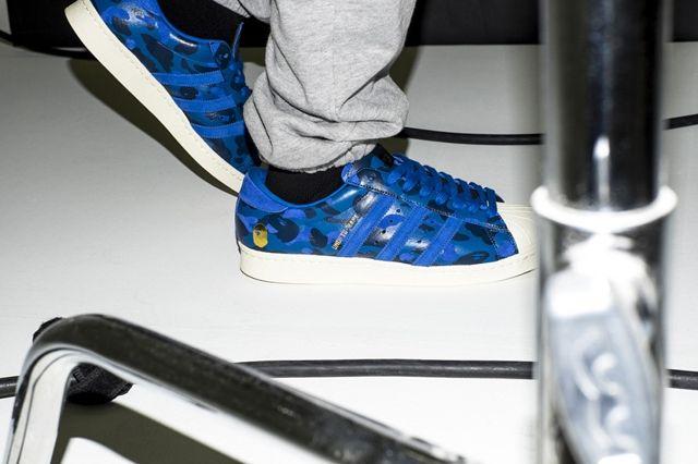 Bape X Undftd X Adidas Consortium Superstar 80 1