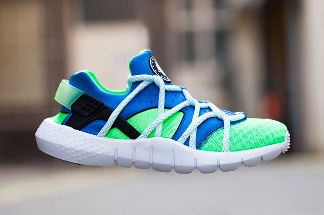 Nike Hua Nm Scream Green Bumperoo 4