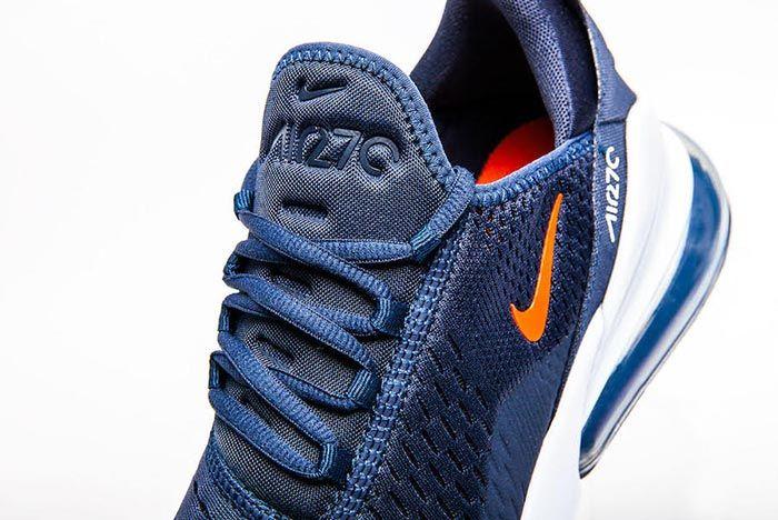 Nike Air Max 270 Blue Tongue Shot