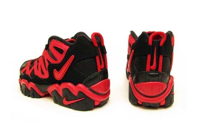 Nike Air Slant Uni Red 3