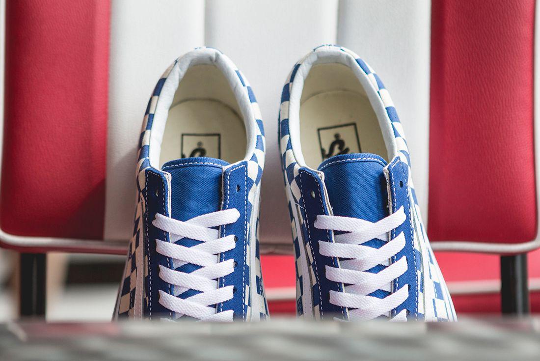 Vans Slip On Checkered Sneaker Freaker 5