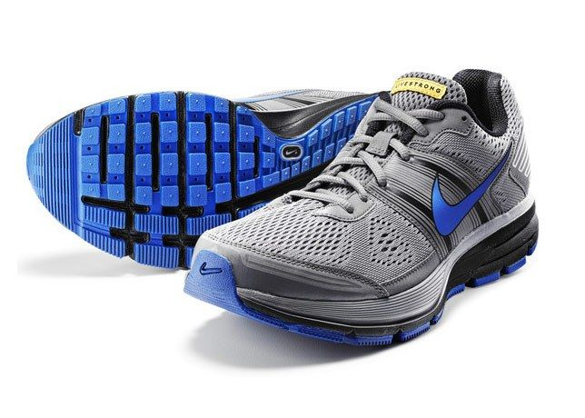 Nike Livestrong Grey Cushlon 2