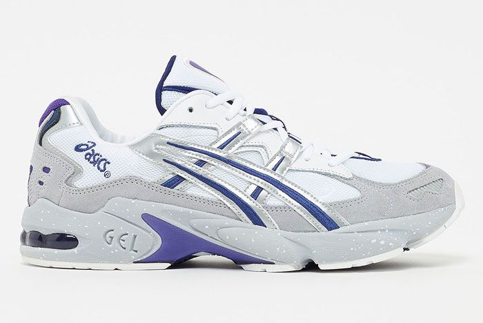 Asics Gel Kayano 5 Court Purple Right