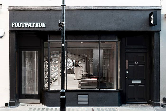 Footpatrol Reopening Blog 1Store Front