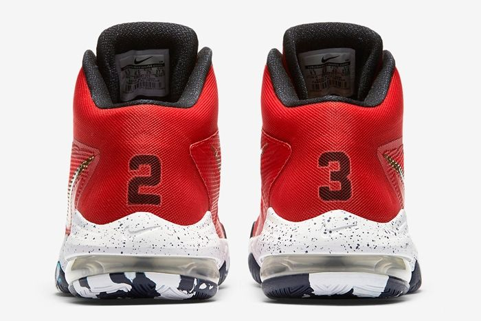 Anthony Davis Nike Air Max Audacity 5
