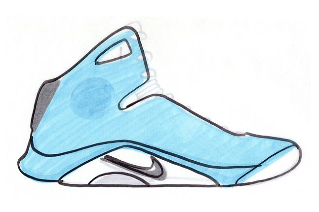 The Making Of The Nike Air Hyperdunk 4 1