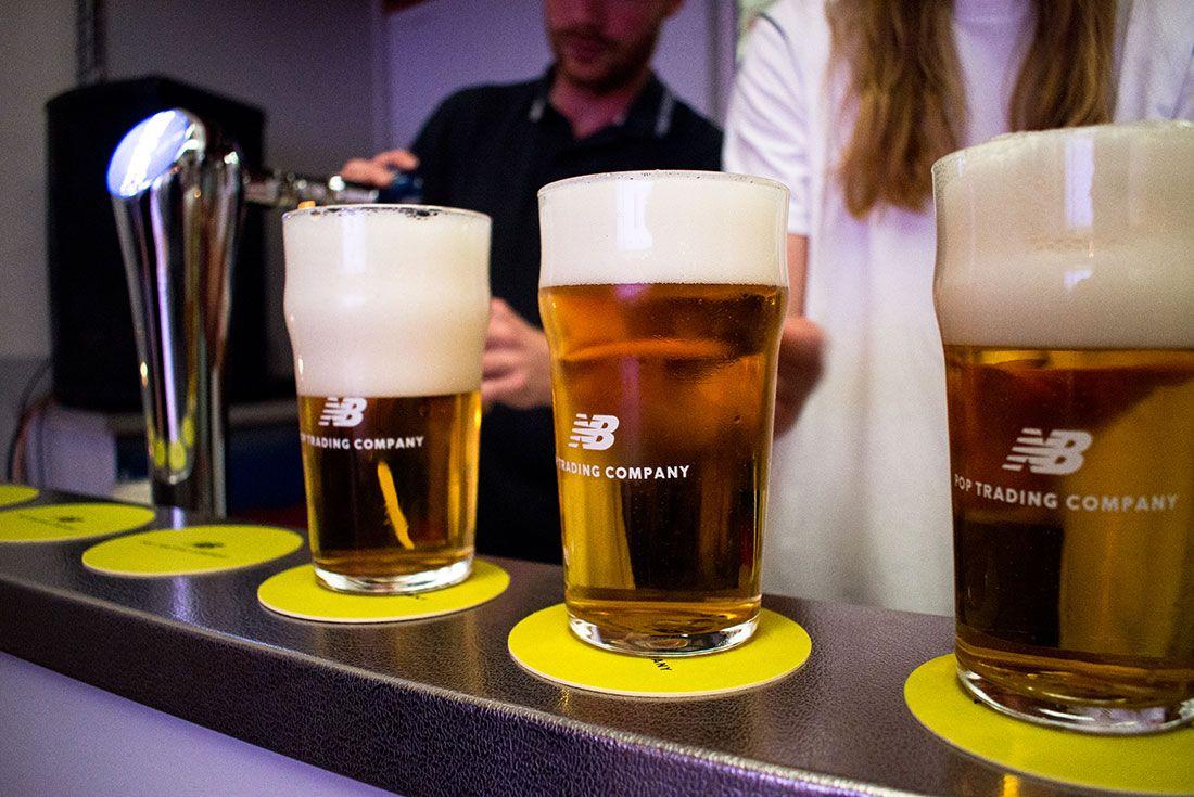 Pop New Balance Beers Release Party