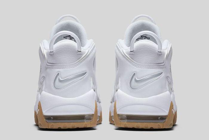 Nike Air More Uptempo White Gum25