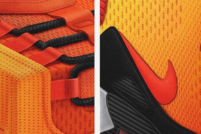 Nolbert Nike Sneakercube Detail