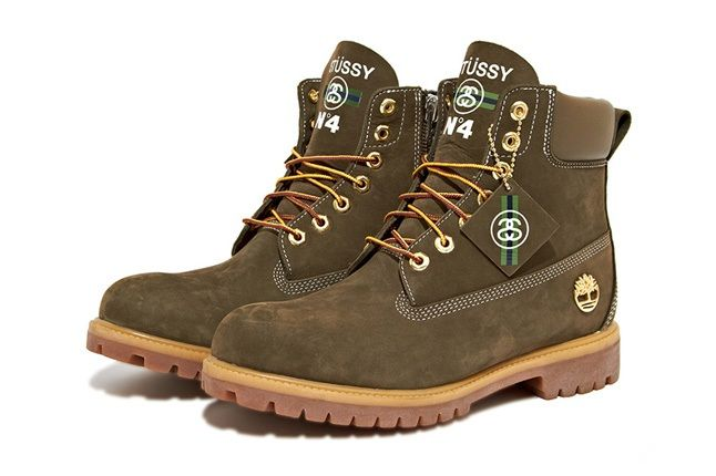 Stussy X Timberland 6 Boot Pack 1