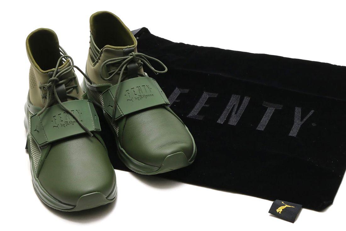 Rihanna X Puma Fenty Trainer Hi8